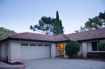 Thousand Oaks Single Family Home For Sale: 1707 Calle Zocalo