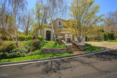 Simi Valley CA Single Family Home For Sale: $999,000