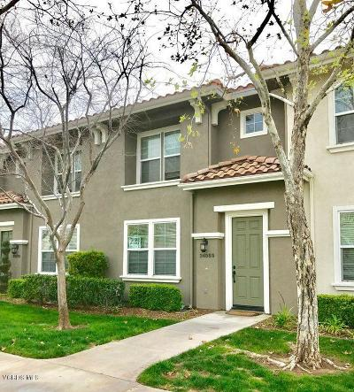Valencia Condo/Townhouse For Sale: 24089 Avocado Lane