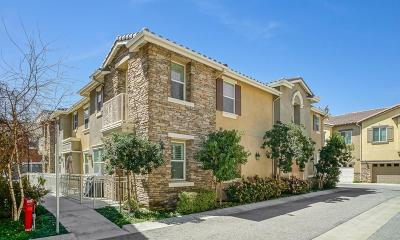 Simi Valley CA Condo/Townhouse For Sale: $490,000