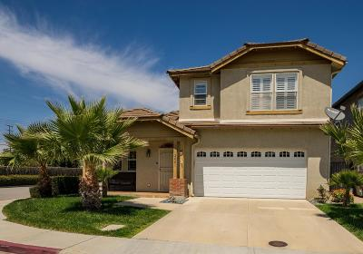 Moorpark Single Family Home For Sale: 12421 Ranier Street