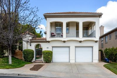 Simi Valley CA Single Family Home For Sale: $728,900
