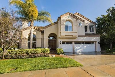 Moorpark Single Family Home For Sale: 11318 Rosecreek Drive