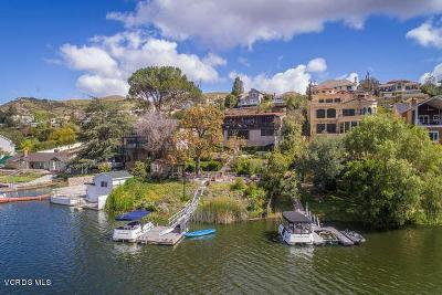Westlake Village Single Family Home For Sale: 890 Lake Sherwood Drive