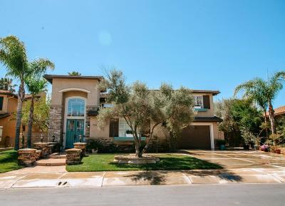Camarillo Single Family Home For Sale: 724 Jewel Court