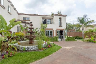 Camarillo Single Family Home For Sale: 312 Anacapa Drive