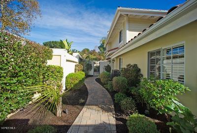 Westlake Village Single Family Home For Sale: 4658 Tam Oshanter Drive