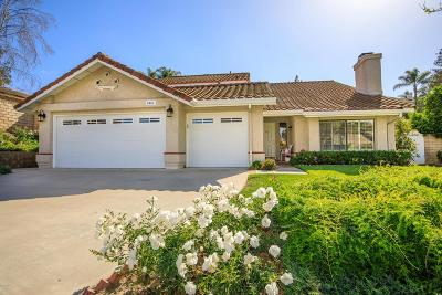 Moorpark Single Family Home For Sale: 4033 Southhampton Road