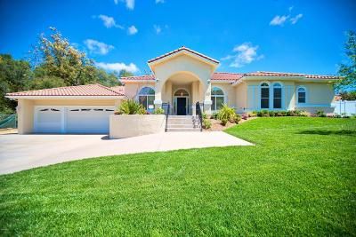 Thousand Oaks Single Family Home For Sale: 400 Rancho Road