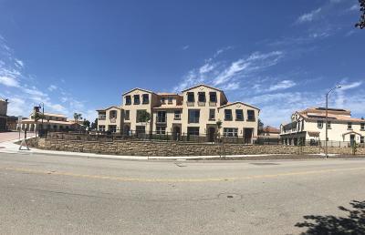 Camarillo Condo/Townhouse For Sale: 5057 Robles Street
