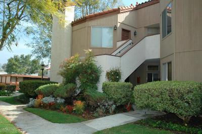 Simi Valley Single Family Home For Sale: 1772 Sinaloa Road #192