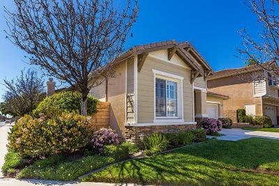 Simi Valley Single Family Home For Sale: 2505 Parade Avenue