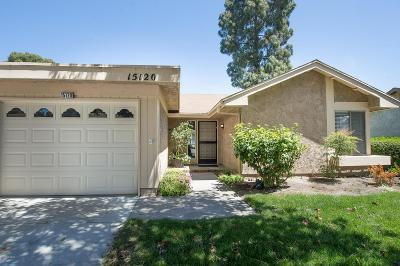Camarillo Single Family Home For Sale: 15120 Village 15