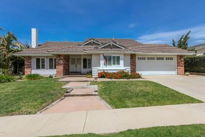 Moorpark Single Family Home For Sale: 13389 Vista Levana Drive