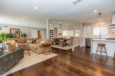 Thousand Oaks Single Family Home For Sale: 1161 Buckingham Drive