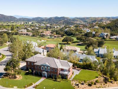 Westlake Village Single Family Home For Sale: 946 West Stafford Road