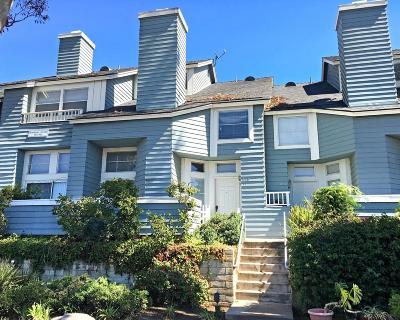Ventura Condo/Townhouse For Sale: 919 Goodman Street