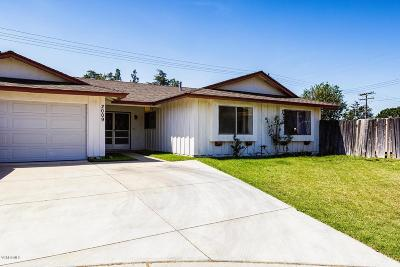 Simi Valley Single Family Home For Sale: 2009 Sargent Avenue