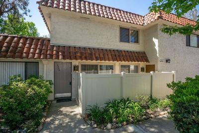 Westlake Village Condo/Townhouse For Sale: 1230 Kirkford Way