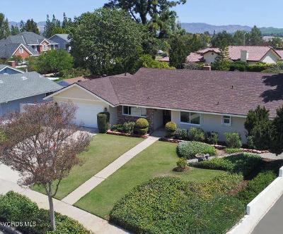 Simi Valley Single Family Home For Sale: 986 Ettin Avenue