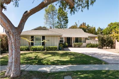 Ventura Single Family Home For Sale: 311 North Dos Caminos Avenue
