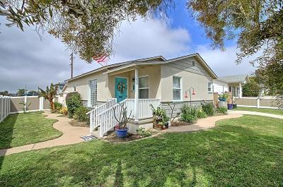 Ventura Single Family Home For Sale: 6697 Bristol Road