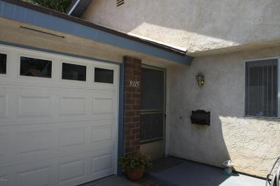 Camarillo Single Family Home For Sale: 9115 Village 9