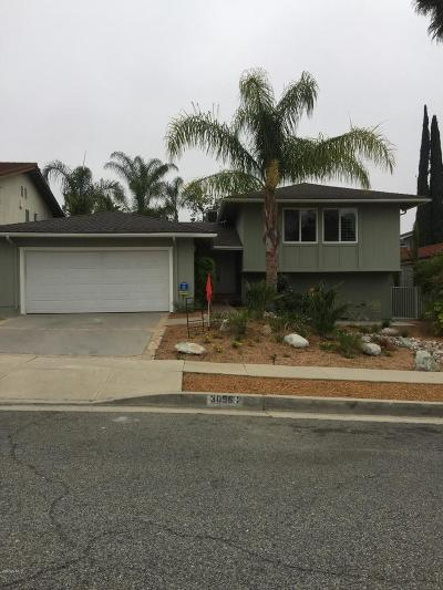 Agoura Hills Single Family Home For Sale: 30564 Mainmast Drive