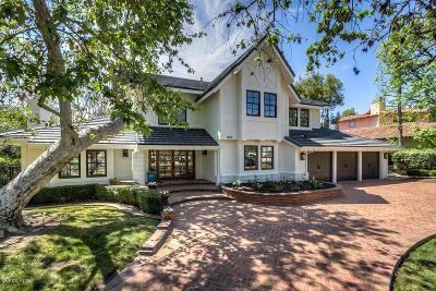 Westlake Village Single Family Home For Sale: 1707 Shetland Place