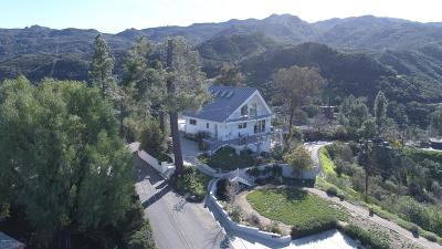 Agoura Hills Single Family Home Sold: 1917 Flathead