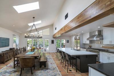 Toluca Lake Single Family Home For Sale: 10505 Bloomfield Street