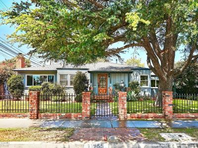 Culver City Single Family Home For Sale: 11955 Lucile Street