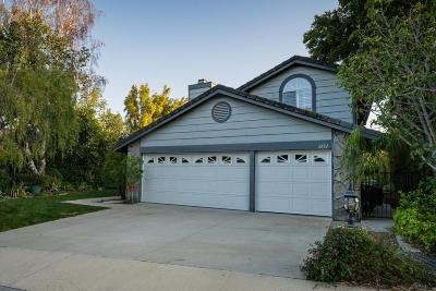 Thousand Oaks Single Family Home For Sale: 2632 Wordsworth Court