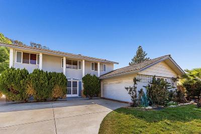 Simi Valley Single Family Home For Sale: 483 Talbert Avenue