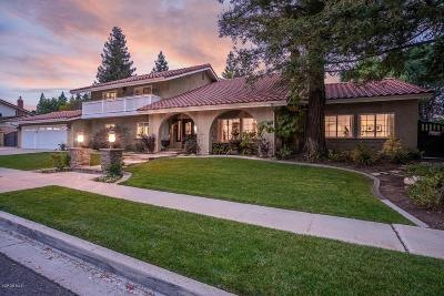 Simi Valley Single Family Home For Sale: 730 Stonebrook Street