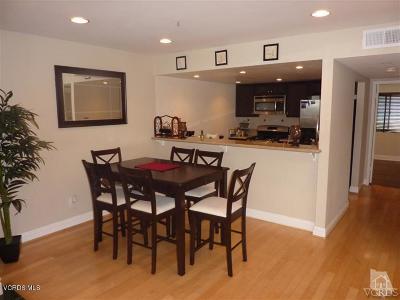 Thousand Oaks Condo/Townhouse For Sale: 2042 Los Feliz Drive
