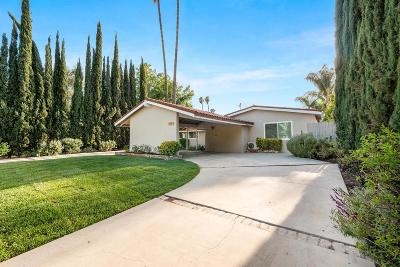 Woodland Hills Single Family Home For Sale: 6239 Jumilla Avenue