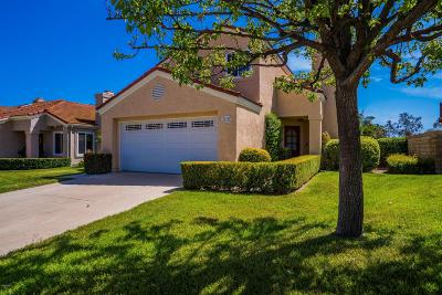 Moorpark Single Family Home For Sale: 15358 Braun Court