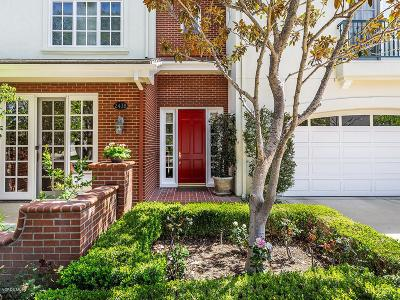 Thousand Oaks Condo/Townhouse For Sale: 2438 Crombie Court
