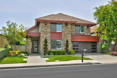 Westlake Village Single Family Home For Sale: 1400 Redsail Circle