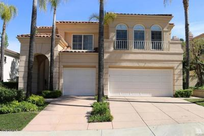 Calabasas Rental For Rent: 23172 Park Pinta