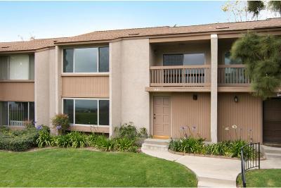 Ventura Condo/Townhouse For Sale: 1407 Iguana Circle