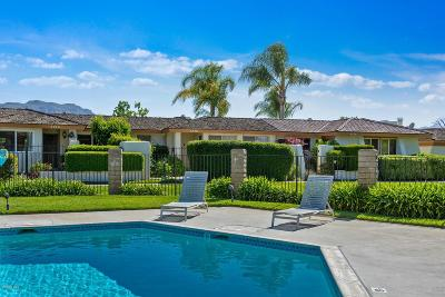 Westlake Village Condo/Townhouse For Sale: 4138 Lake Harbor Lane