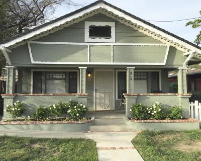 Moorpark Single Family Home For Sale: 35 Charles Street #B