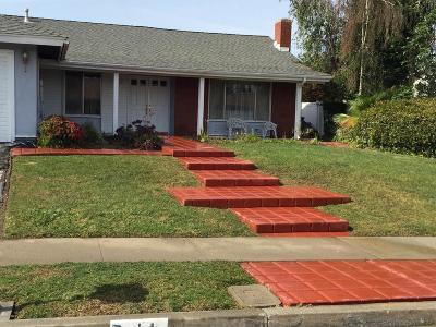 Thousand Oaks Single Family Home For Sale: 14 Venus Street