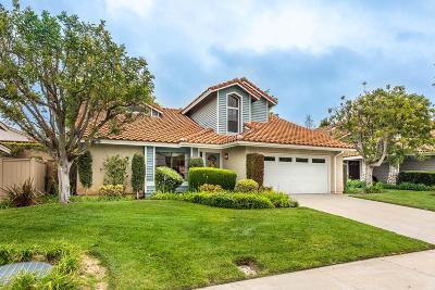 Moorpark Single Family Home For Sale: 12415 Willow Forest Drive
