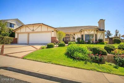 Agoura Hills CA Single Family Home For Sale: $1,399,000