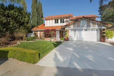 Westlake Village Single Family Home For Sale: 914 Blue Spring Drive