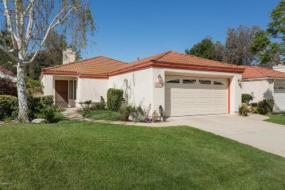 Moorpark Single Family Home For Sale: 15412 Braun Court