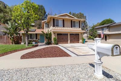 Simi Valley Single Family Home For Sale: 785 Talbert Avenue